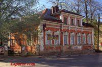 Бывший дом Бурмистровых — Нижний Новгород, улица Ильинская, 55