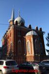 Нижегородская соборная мечеть — Нижний Новгород, Казанская набережная, 6