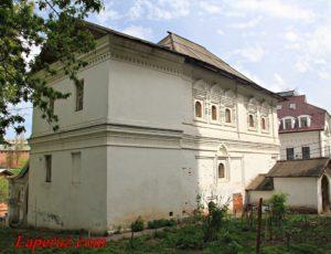 Дом купца Чатыгина (Домик Петра I) — Нижний Новгород, улица Почаинская, 27