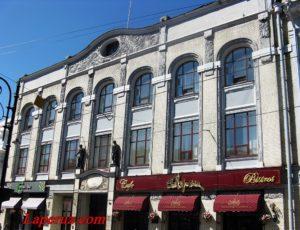 Доходный дом С.М. Рукавишникова — Нижний Новгород, улица Рождественская, 23