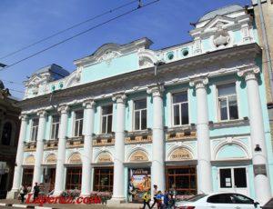 Дом купца Пятова — Нижний Новгород, улица Рождественская, 25
