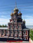 Рождественская (Строгановская) церковь — Нижний Новгород, улица Рождественская, 34