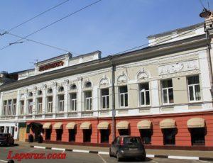 Дом Есыревых — Нижний Новгород, улица Рождественская, 37