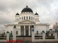Спасский Староярмарочный собор — Нижний Новгород, Ярмарочный проезд, 10