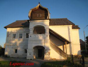 Палаты Олисова — Нижний Новгород, улица Почаинская, 11