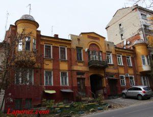 Особняк на Провиантской — Саратов, улица Провиантская, 15