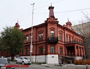 Усадьба П.П. Шмидта — Саратов, улица Радищева, 14