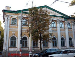 Усадьба В.П. Александровского — Саратов, улица Советская, 1