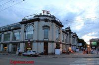 Крытый рынок — Саратов, улица Чапаева, 59