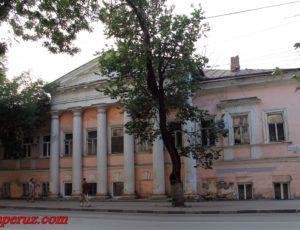 Усадьба Тюльпиных — Саратов, улица Чернышевского, 209