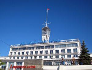 Речной вокзал — Нижний Новгород, площадь Маркина, 15А