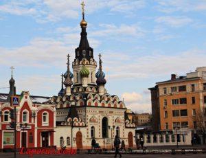 Храм Утоли моя печали — Саратов, улица Волжская, 38