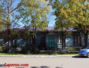 Казначейство (Дом творчества) — Александровск-Сахалинский, улица Советская, 8