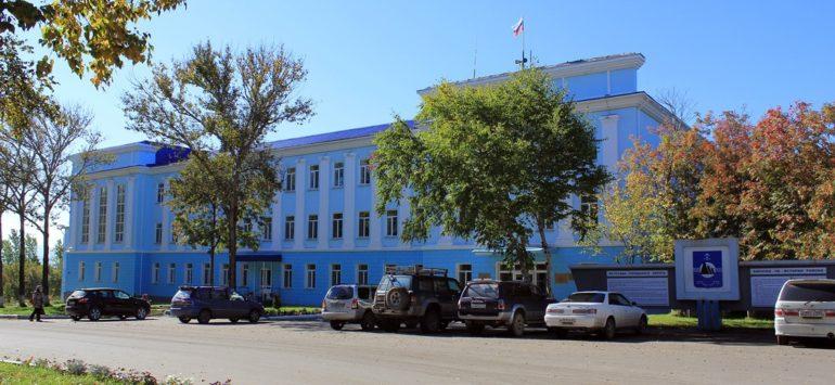 Администрация Александровск-Сахалинского района — Александровск-Сахалинский, улица Советская, 7