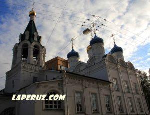 Церковь Жён-мироносиц — Нижний Новгород, улица Добролюбова, 13А
