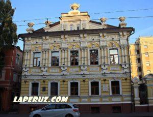 Дом Н.С. Чеснокова — Нижний Новгород, улица Ильинская, 60