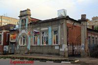 Дом А.Г. Дыбова (детский сад №50) — Саратов, улица Первомайская, 59