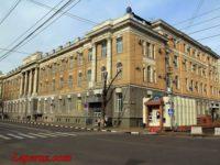 Городской почтамт — Саратов, улица Московская, 109