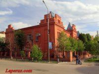 Клиника глазных болезней СГМУ имени В.И. Разумовского — Саратов, улица Вольская, 12