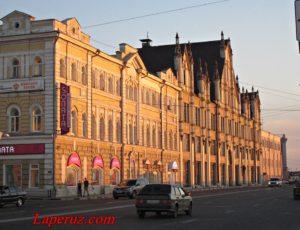 Промышленный корпус банка Рукавишникова — Нижний Новгород, Нижневолжская набережная, 11