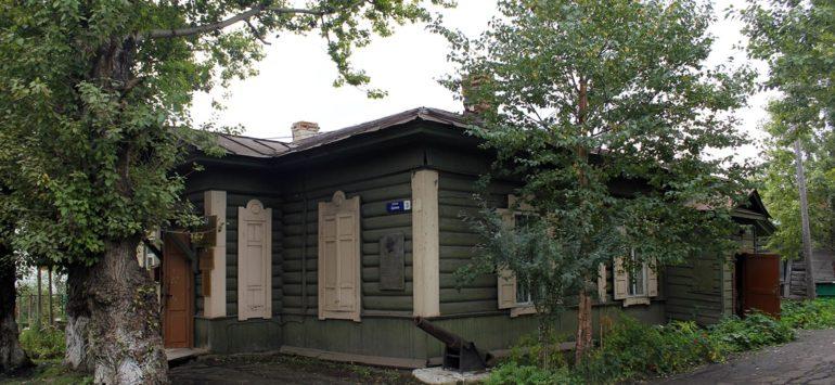 Краеведческий музей имени А.П. Чехова — Александровск-Сахалинский, улица Цапко, 3