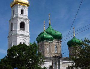 Храм Вознесения Господня — Нижний Новгород, улица Ильинская, 54