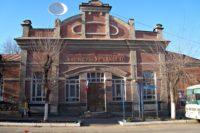 Кинотеатр имени Урицкого — Вольск, улица Чернышевского, 82