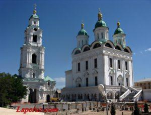 Успенский собор в Астраханском кремле — Астрахань, улица Тредиаковского, 2