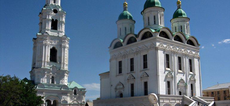 На реставрацию Астраханского кремля потратят более 355 млн рублей