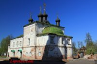 Покровская церковь — Балахна, проспект Революции, 17