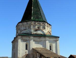 Никольская церковь — Балахна, улица Революции