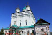Храм Рождества Христова — Балахна, улица Ленина, 9