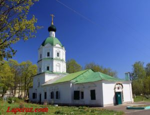 Троицкая церковь — Балахна, улица Рязанова