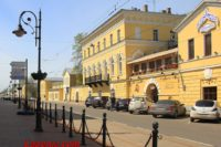 Усадьба Строгановых — Нижний Новгород, улица Рождественская, 45
