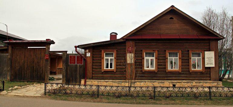Дом памяти М.И. Цветаевой — Елабуга, улица Малая Покровская, 20