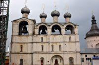 Звонница Успенского собора — Ростовский кремль