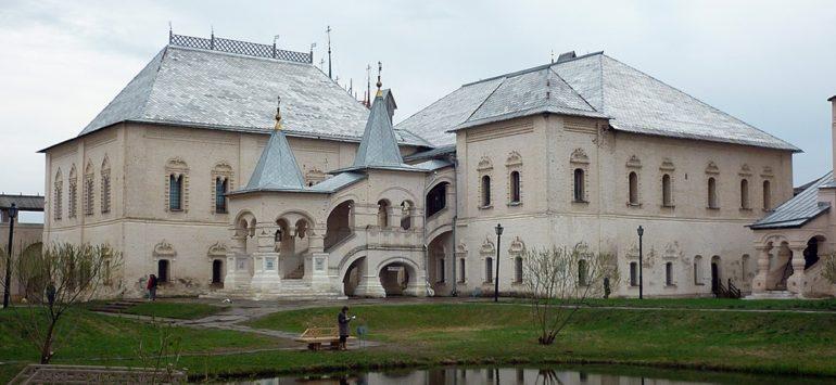 Судный приказ — Ростовский кремль