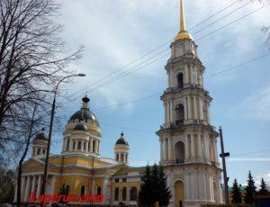 Спасо-Преображенский собор — Рыбинск, площадь Соборная, 2