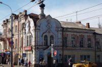 В часовне рыбинского монастыря обнаружены фрагменты росписи