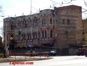 Бывшее здание Государственного банка — Рыбинск, улица Советская, 2