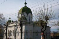 Сретенская церковь — Рыбинск, улица Крестовая, 104