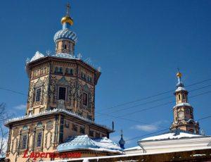 Петропавловский собор — Казань, улица Мусы Джалиля, 21