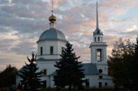 Церковь Трёх Исповедников (Воскресенская) — Тверь, Набережная Афанасия Никитина, 38