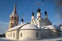 Церковь Антипия Пергамского — Суздаль, улица Ленина, 73Б