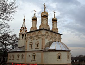 Церковь Преображения Спаса на яру — Рязань, улица Петрова, 14