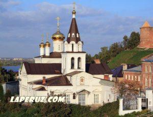 Церковь Ильи Пророка — Нижний Новгород, улица Ильинская, 9