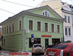 Дом И.И. Киризеева — Нижний Новгород, улица Рождественская, 31