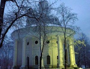 Валдайский музей колоколов (Екатерининская церковь) — Валдай, улица Труда, 2А