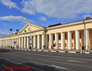 Гостиный двор (ГУМ Тамбов) — Тамбов, улица Советская, 101