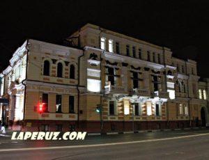 Нижегородская биржа — Нижний Новгород, Нижневолжская набережная, 16